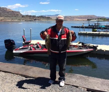 6 21 22 2014 banks lake results for Banks lake fishing